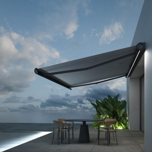 Cassette, Awnings, Shading, Systems, Constructions, Systems, Special, Constructions, Professional, Places