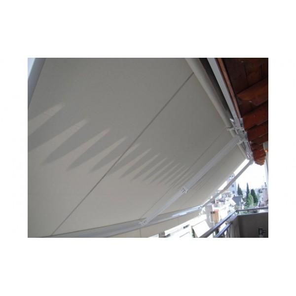 Τέντες - Πέργκολες - Κασετίνες - iliokalipsi.gr - Τέντα με σύστημα μπάρας και βραχίονες SWIFT II - Τέντες με βραχίονες Ελληνικής κατασκευής